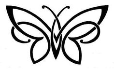 butterfly tattoo bicycle - Google Search