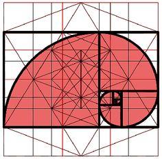 Golden Ratio | spirala u hexagonu... u kojoj je i davidova zvijezda..