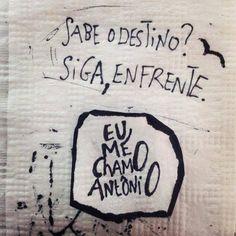 Eu me chamo Antônio