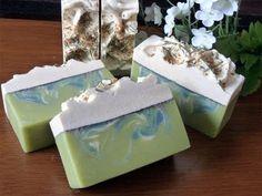 Making Herbal Lemon Soap - YouTube