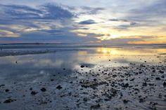 #Sunrise on Bantayan Island, Cebu, #Philippines #beach
