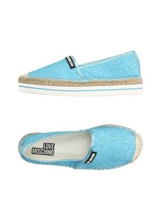 Love Moschino Women Espadrilles on YOOX. The best online selection of Espadrilles  Love Moschino.