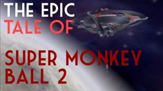 A Dramatic Re-Telling of Super Monkey Ball 2