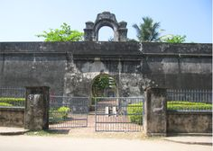 Anjengo Fort- The Symbol of Colonial Past