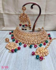 Bollywood Fashion, Bollywood Style, Saree Wedding, Wedding Dress, Polished Look, Indian Outfits, Jewelry Collection, Chokers, It Is Finished