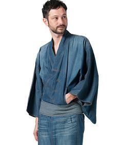 glamb(グラム)のAZAMI(着物/浴衣) インディゴブルー