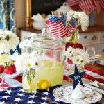 lantern decor for fourth of july | 19 Paper Decoration Ideas For The 4th of July