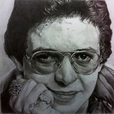 Hector Lavoe a lápiz terminado. - Retratos | Dibujando.net Salsa Music, Quilling Jewelry, Michael Myers, Puerto Ricans, Music Artists, Growing Up, Drawings, Photography, Entertainment