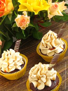 mocaccino cupcakes | www.emilyscupcakes.ro