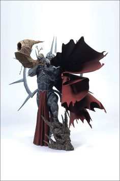 SPAWN SERIES 31 OTHER WORLDS April 07 Spawn the Marauder
