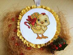 Cute Easter Chicken