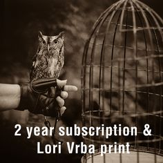 Our first ever subscription program including a beautiful silver gelatin print by Diffusion featured artist, Lori Vrba. PRINT INFOLori VrbaA Kept WomanToned silver gel print7.5x7.5 image on 8x8 paper. 2012 capture. Printed 2014 Edition of 25 / 20 availableSigned and Editioned en versoTwo-year subscription to Diffusion. Purchase now and receive:2014 Annual: The Matter of Light2015 Annual2015