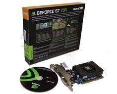 Inno3D Geforce 7 2GB DDR3 PCI Express Video Graphics Card HMDI windows 8/7/vis #Inno3D