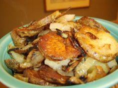 Easy Fried Potatoes & Onions. Photo by LifeIsGood, an Irish dish