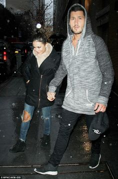 Fueling romance rumours: DWTS season 19 partners Janel Parrish and Val Chmerkovskiyheld h...