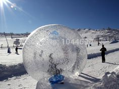 Buy Online 2 colorful zorb ball with 1 free pump