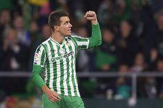 Copa del Rey: Gol de Lo Celso y pase de ronda para el Betis El argentino anotó en el 4-0 ante el Racing de Santander que metió al Betis en octavos de final del la copa. Sports, Breakfast Nook, Backgrounds, Sport