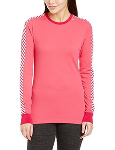 Helly Hansen Womens Dry Original Top Magenta Large *** More info could be found at the image url.(This is an Amazon affiliate link)