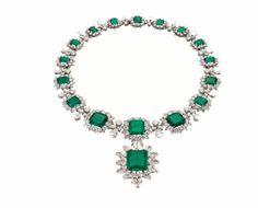 Vintage Schmuck I Nicht nur Diamonds are forever I GF Luxury I http://www.gf-luxury.com/schmuck-vintage-antik-cartier-bulgari-fred-leighton.html