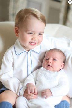 5 anos de Kate e William
