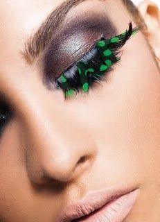 Make-up inspiração para o Carnaval!