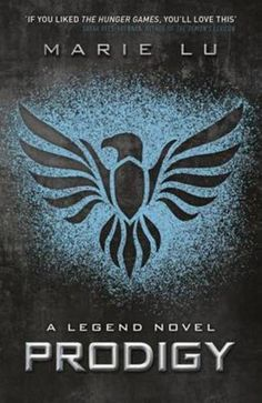 Prodigy: A Legend Novel by Marie Lu... Even better than the first one. Such a great series, I can't wait to read the next one