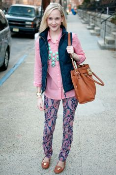 Kelly in the City: Style and Fashion