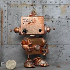 Confused Robot