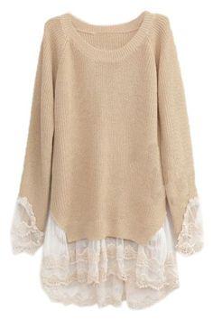 Sweater, could DIY similar?