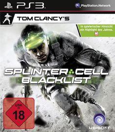 Tom Clancy's Splinter Cell: Blacklist - [PlayStation 3]: Amazon.de: Games