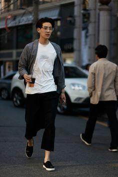 Streetsnap: Jo Min Ho. Photo by Kim Kyung Hun