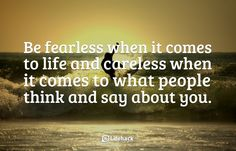 Fearless Living: Do What You Are Afraid to Do    What is your greatest fear? Fear is a powerful emotion.  #fear #fearless