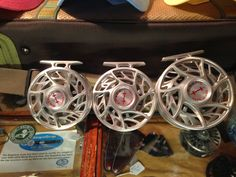 D&H: New Product !! Hatch Reels
