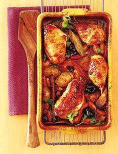 Rezept: Marsala-Hühnchen