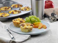 Fast & Easy Breakfast Cups Recipe | Food Network