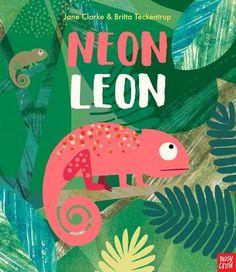 Neon Leon (Hardback)
