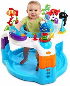 7e882da11d06 9 Best Top 9 Best Baby Exersaucers in 2017 Reviews images