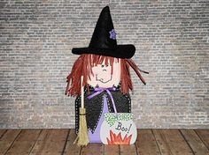 Witch Paver by WoodWinkles