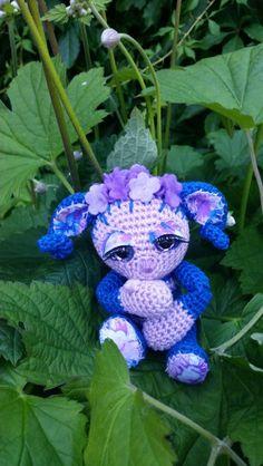 Belly Crochet pattern Crochessie by Esther Emaar