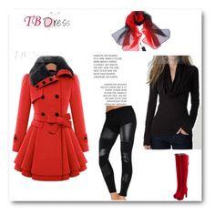 """TBDress 5"" by ajdin-lejla ❤ liked on Polyvore featuring mode, dress, clothes, women et tbdress"
