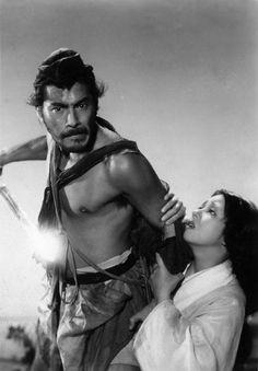 Rashomon by Akira Kurosawa.( 1950)