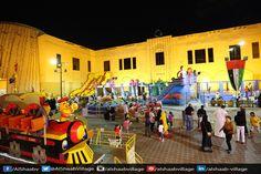 Good Night.... Sweet Dreams.... Please Visit us Again  .. #AlshaabVillage #Sharjah #UAE #Shopping #Fun #SkateGate