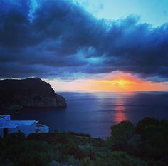 Good N I G H T • thesuites IBIZA na xemena #ibiza #naxemena #sunset #thesuites #redidences #nohotels