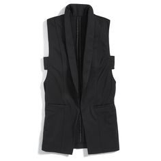 Stitch Fix Monthly Must-Haves: Add edge to your 9 to 5 wardrobe with a menswear inspired tuxedo vest.