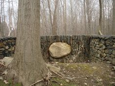 andy goldsworthy, Bedford, NY by Andersen-Federico, via Flickr