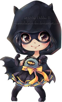 Batman By Maria Elena Lopez