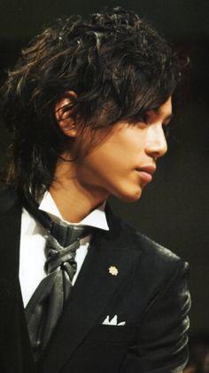Mizushima Hiro- Mei-chan no Shitsuji One of the most handsome people ever.