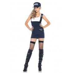 Disfraz Policia De Verano
