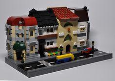 Micro street| by biedrusek