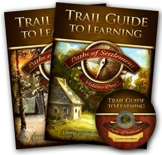 Amazon.com: Trail Guide to Learning: Paths of Settlement Set (9781931397629): Debbie Strayer, Linda Fowler: Books